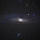 Andromede M31 2019-09-03 12 min,                                xavier