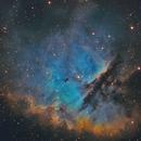 NGC281 Pacman nebula,                                Audrius