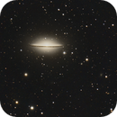 Sombrero Galaxy,                                Andre van Zegveld