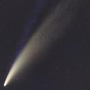 Comet C/2020 F3 (NEOWISE),                                Starlight Hunter
