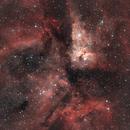 Carinae Nebula,                                GazingSkyward