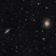 NGC 2985 / NGC 3027 - widefield,                                Gotthard Stuhm