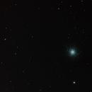 Hercules Globular Cluster,                                Christopher Schem...