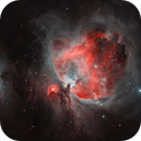The Orion Nebula - M42,                                Wissam_Astrophoto...