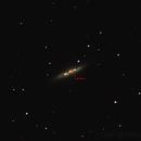 Supernova SN2014J in M82,                                BlueApoc