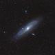 Andromeda Galaxy Widefield,                                Gabriel R. Santos...