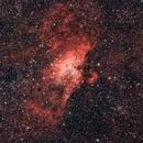 M16 Eagle Nebula,                                Jim Nadeau