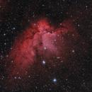 NGC 7380,                                Morris Yoder