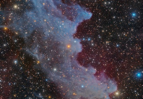 IC 2118 - Witch Head Nebula,                                Alberto Pisabarro