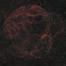 Sh2-240; Simeis 147 (Spaghetti Nebula),                                Alexander Voigt
