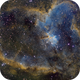IC1805 - Heart Nebula,                                Tom