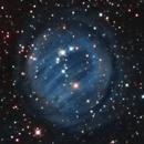 Sh2-200 / HDW2 Bearclaw Nebula - HOO,                                Jerry Macon