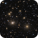 The Perseus Cluster of Galaxies Close-up,                                sunlover