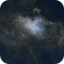 M16 The Eagle Nebula,                                Trevor Gunderson