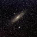 Andromeda Galaxy - M31,                                Christophe VOUTSINAS