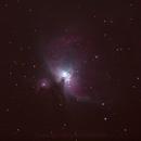 Orion Nebel,                                Michael Halscheid