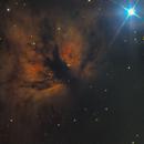 Flame Nebula with a Dobson,                                MikeHuerto