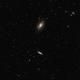 M81 & M82 LRGB First Light,                                Bradley Hargrave