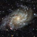 M33 Triangulum Galaxy,                                Gerrit Barrere