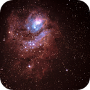 M 8 - Lagoon Nebula,                                Nicollas