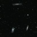 Leo-Triplett - M65, M66 & NGC3628,                                Astro-Wene