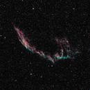 NGC6992 Eastern Veil Nebula,                                Darrell Mauthe