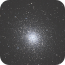 Omega Centauri (NGC 5139) 17 May 2013 - Mt John Observatory, Lake Tekapo, NZ,                                Geof Lewis