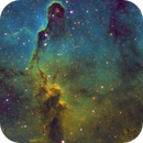 The Elephant's Trunk in IC 1396,                                Observatorio Zonalunar