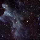 Witch Head Nebula,                                David McClain