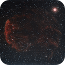 The Jellyfish Nebula (IC 443),                                Cesar