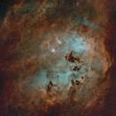 NGC 1893 Tadpoles,                                jerryyyyy