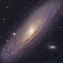M31 (Andromeda Galaxy),                                Brian Sweeney