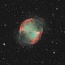 M27 Dumbbell Nebula,                                Nightsky_NL