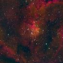 IC 1405 Heart Nebula,                                hy
