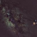 Amateur's Milky Way,                                dkamen