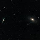 M81-M82,                                JACL-Mono-Hα