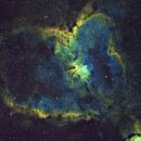IC 1805 Heart Nebula,                                Barczynski