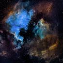 North America NGC7000 Mosaic,                                Josh Jones