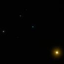 Venus visits the Pleiades,                                gigiastro