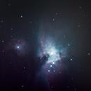 M42 – Orion Nebula,                                ashley