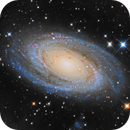 M81 LRGB - Data shared by Oscar,                                Marco Favro