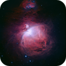 The Great Orion Nebula H-Rgb+V4,                                Salvopa