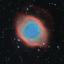 NGC 7293 - The Helix Nebula,                                NocturnalAstro