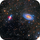 M81, M82 and a little IFN,                                Paddy Gilliland