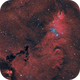 NGC2264 and the Christmas Tree Cluster,                                Arno Rottal