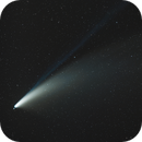 Comète NEOWISE en 10 min,                                Nicolas JAUME