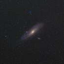Andromeda II,                                Dipen Dave