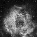 Nebulosa Rosetta (Rosso H-Alfa),                                Giambattista Cafferati