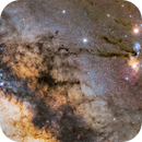 Milky Way Core and Rho Ophiuchi Complex,                                Eric Benedetti