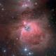 M 42 Orion Nebula,                                Michael Heimbach